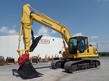 excavators for sale or rental