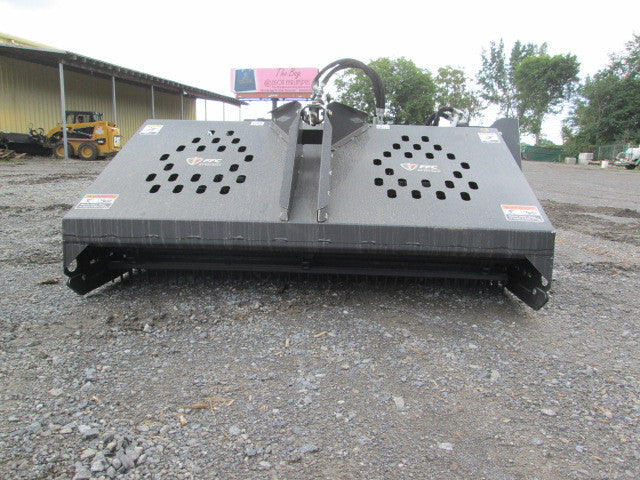 Rockhound RH72B Landscape Rake ... - Rockhound RH72B Landscape Rake Construction Attachments For Rent