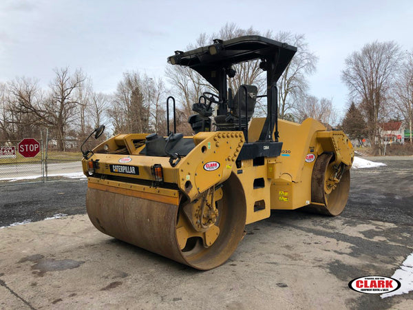 "2012 Cat CB64 84"" Double Drum Roller"