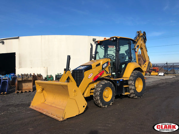 2016 Cat 420F ST Backhoe