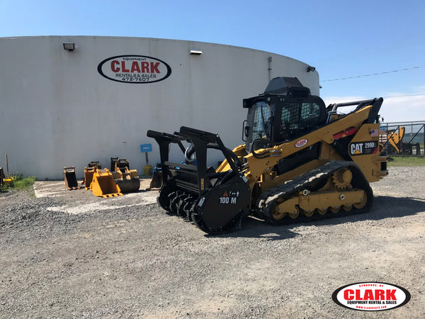 2018 Cat 299D2 XHP Skid Steer