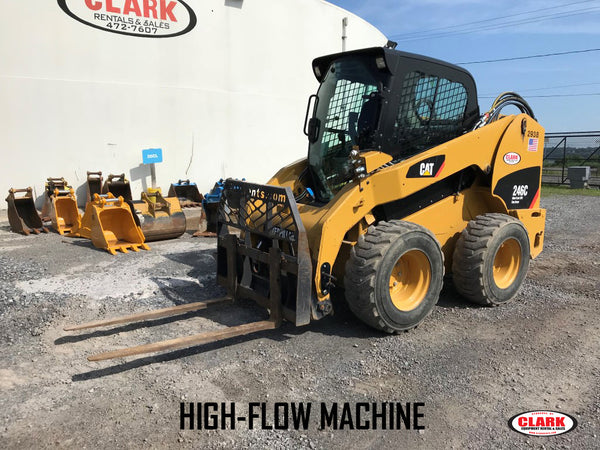 2013 Cat 246C Skid Steer