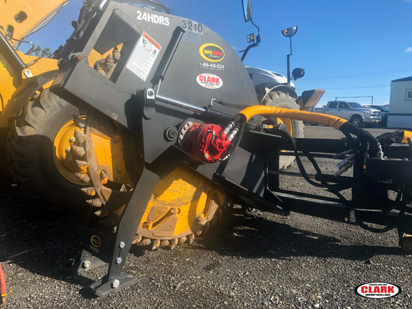 2019 Quick Attach XTREME CUT 24HDRS Rock Saw