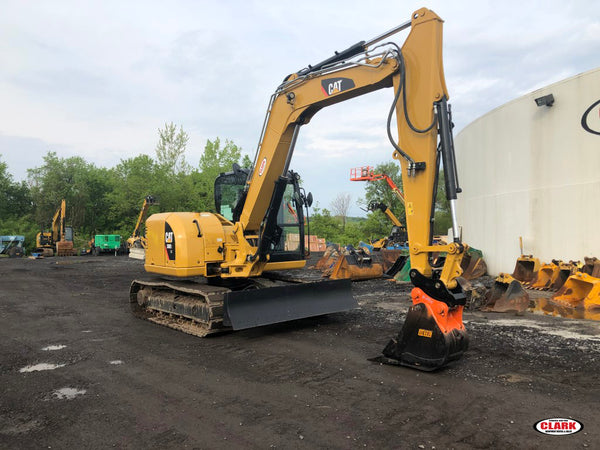 2018 Caterpillar 308E2 CR