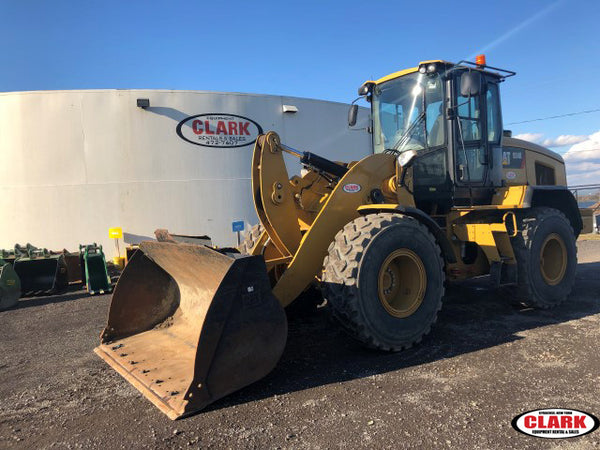 2012 Cat 924K Wheel Loader