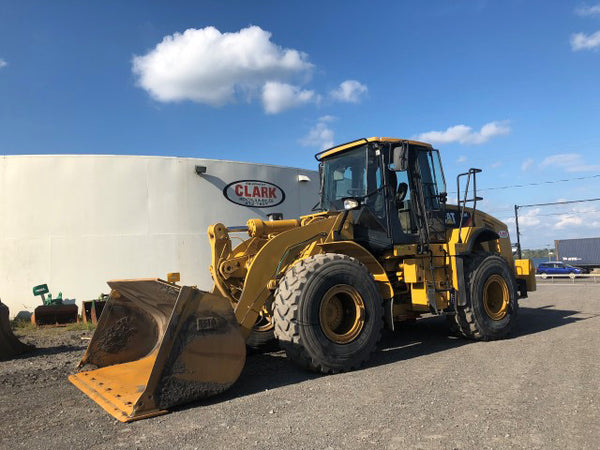 2012 Cat 950H Wheel Loader