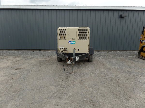 2014 Doosan P425 Air Compressor