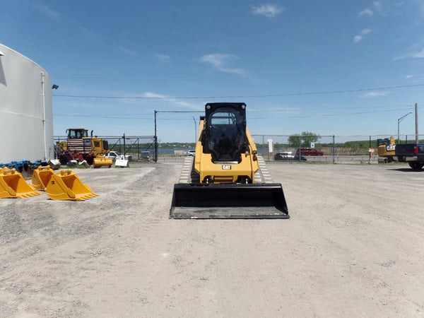 2018 Cat 299D2 Skid Steer