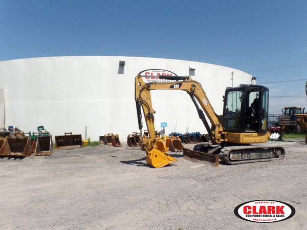 2012 Cat 305.5E CR Mini Excavator