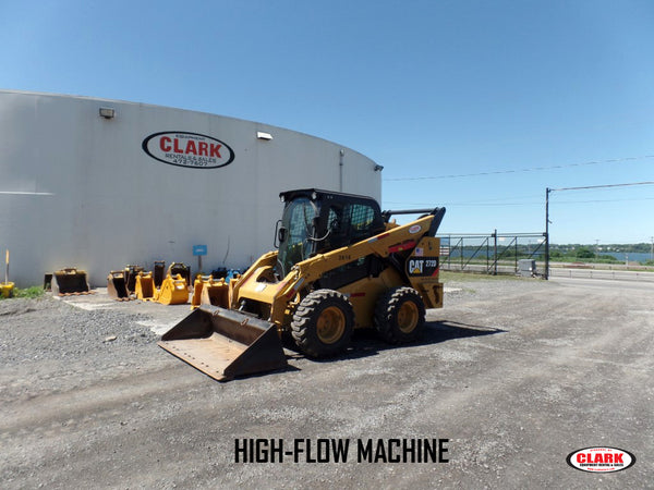 2015 Cat 272D Skid Steer