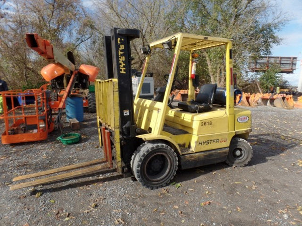 2000 Hyster H50XM