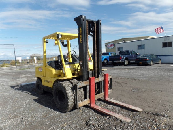 2002 HYSTER H120XM