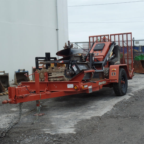 2008 DITCH WITCH SK350
