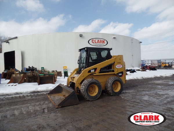 2012 Cat 236B3 Skid Steer