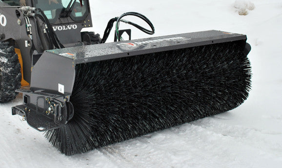 "Sweepster 84"" Hyd Angle Broom"