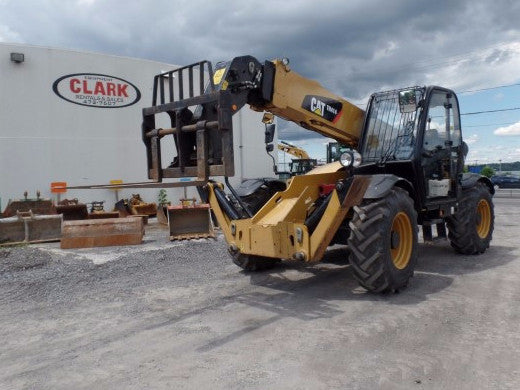 2014 Cat TH414 Telehandler