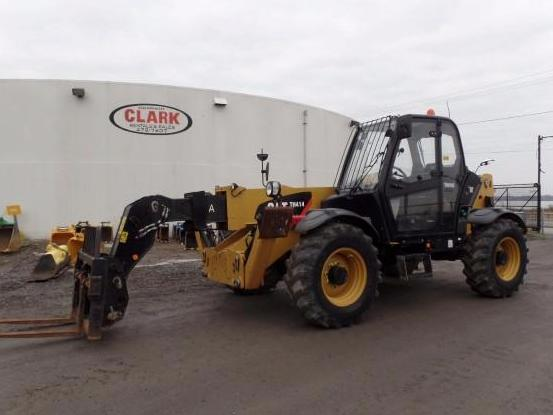 2013 CAT TH414C Telehandler