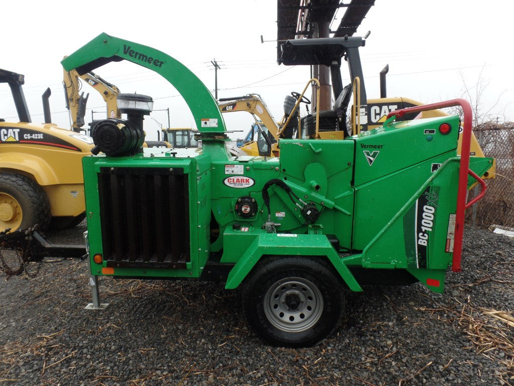 2012 Vermeer BC1000XL   Wood Chipper   Construction Equip for Sale