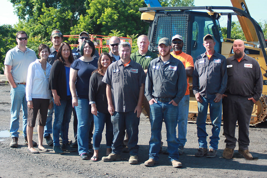 construction equipment Clark Team