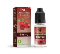 Diamond Mist Cherry E-Liquid 10ml