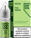 NEXUS POD SALT - 5mg, 10mg & 20mg Strengths, Full range 10ml