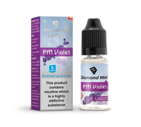 DIAMOND MIST PM VIOLET E-LIQUID 6MG