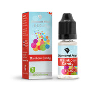 DIAMOND MIST RAINBOW CANDY E-LIQUID 0MG