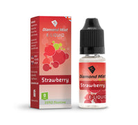 DIAMOND MIST STRAWBERRY E-LIQUID 0MG