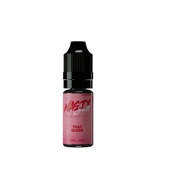 Trap Queen Nasty Juice Nic Salt E-Liquid 10ml- 10mg or 20mg