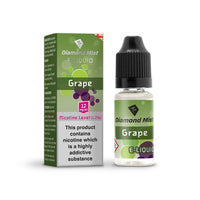 DIAMOND MIST GRAPE E-LIQUID 12MG