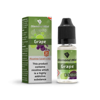 DIAMOND MIST GRAPE E-LIQUID 18MG