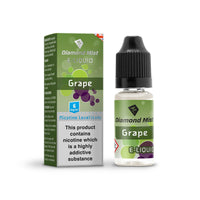 DIAMOND MIST GRAPE E-LIQUID 6MG