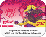50ML MULTIPACK TRAP QUEEN BY NASTY JUICE