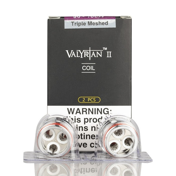 Uwell Valyrian 2 Triple Meshed Coils