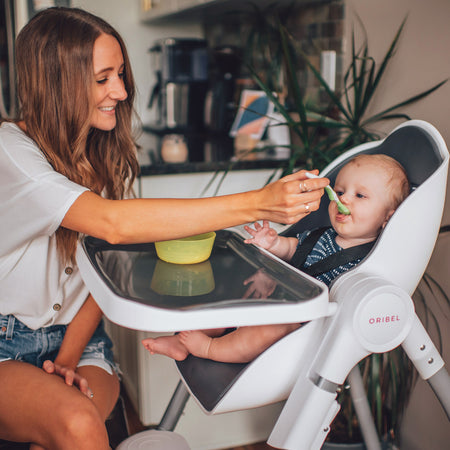 Mindful Feeding Tips For First Time Moms