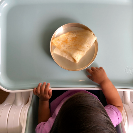 #Delicious: Indian Baby-friendly Dosa