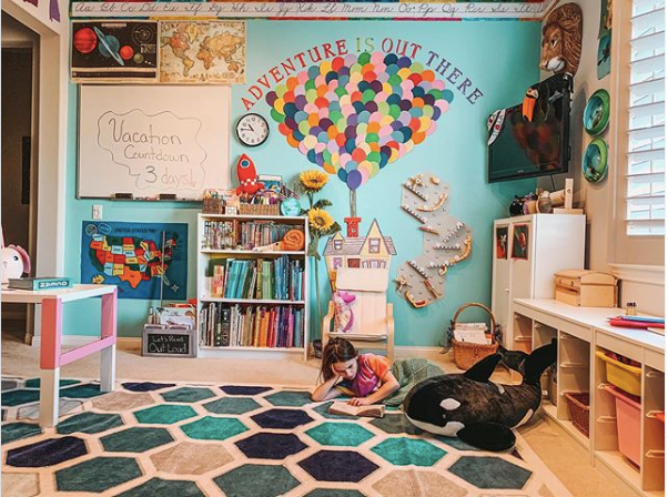 Four simple ways to make fun home classrooms!