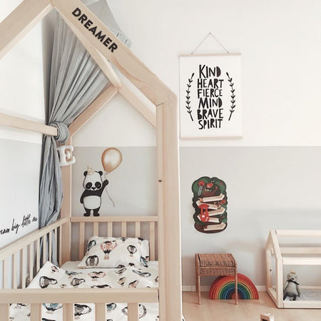 How to make a 'smart' baby home!