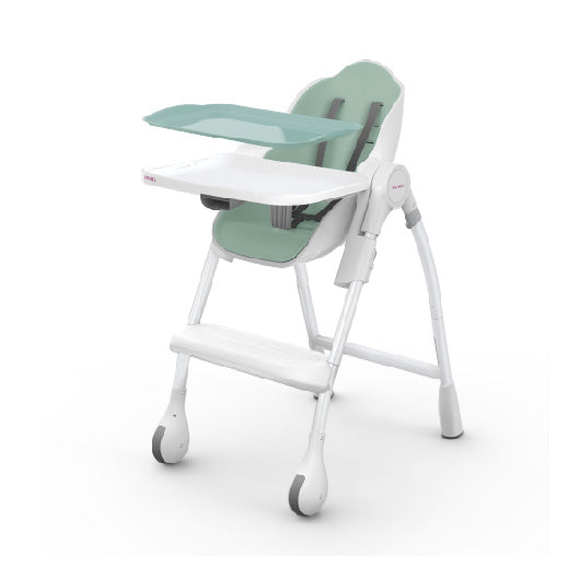 Cocoon High Chair Tray Insert - Green
