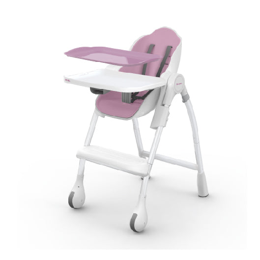 Cocoon High Chair Tray Insert Pink Oribel