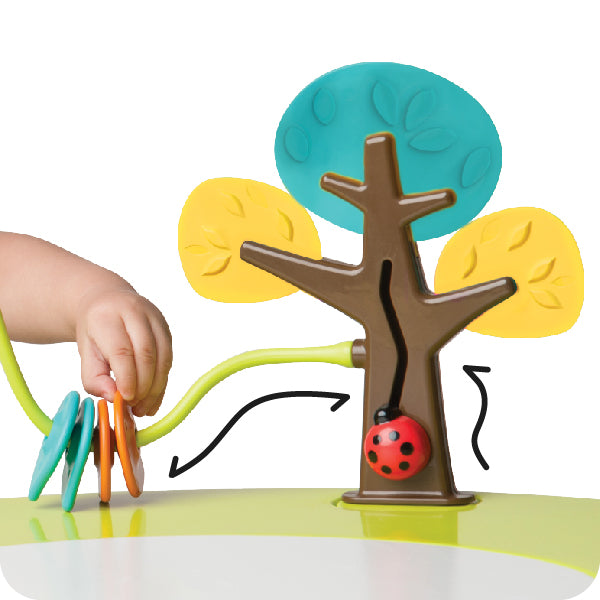 Portaplay Toy- Winding Vine