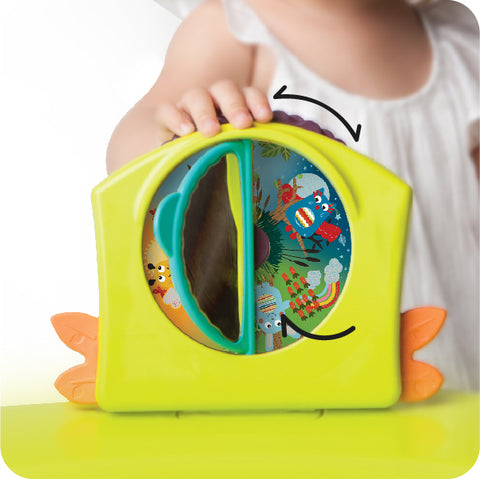 Portaplay Toy- Mirror Book