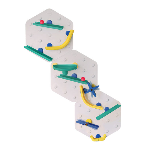Crayon Edition: Triple Fun Set of 3 – VertiPlay STEM Marble Run