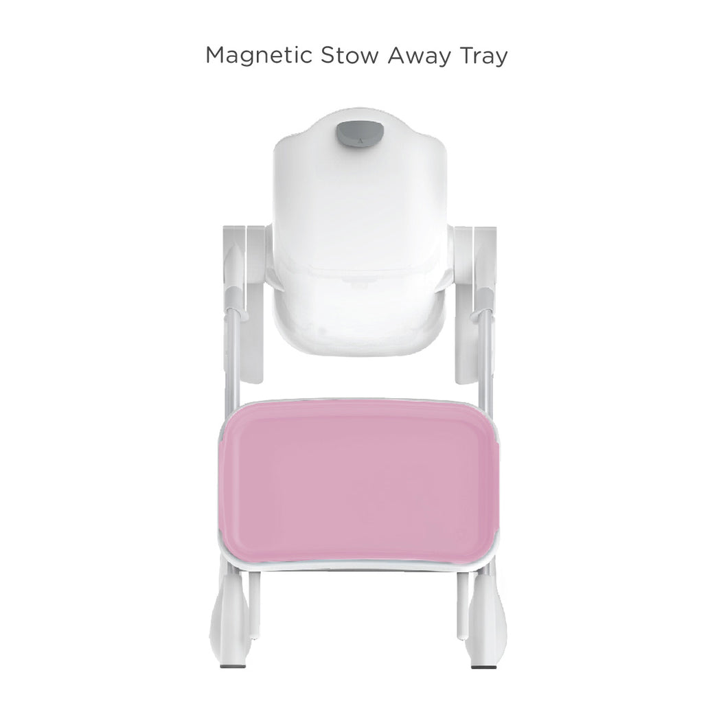 Cocoon High Chair (Rose Meringue) + Seat Liner Combo