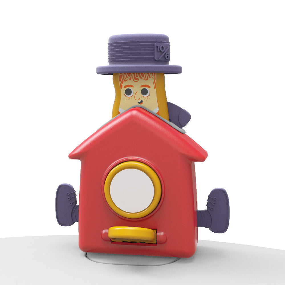 PortaPlay Toy- Loopy Hatter