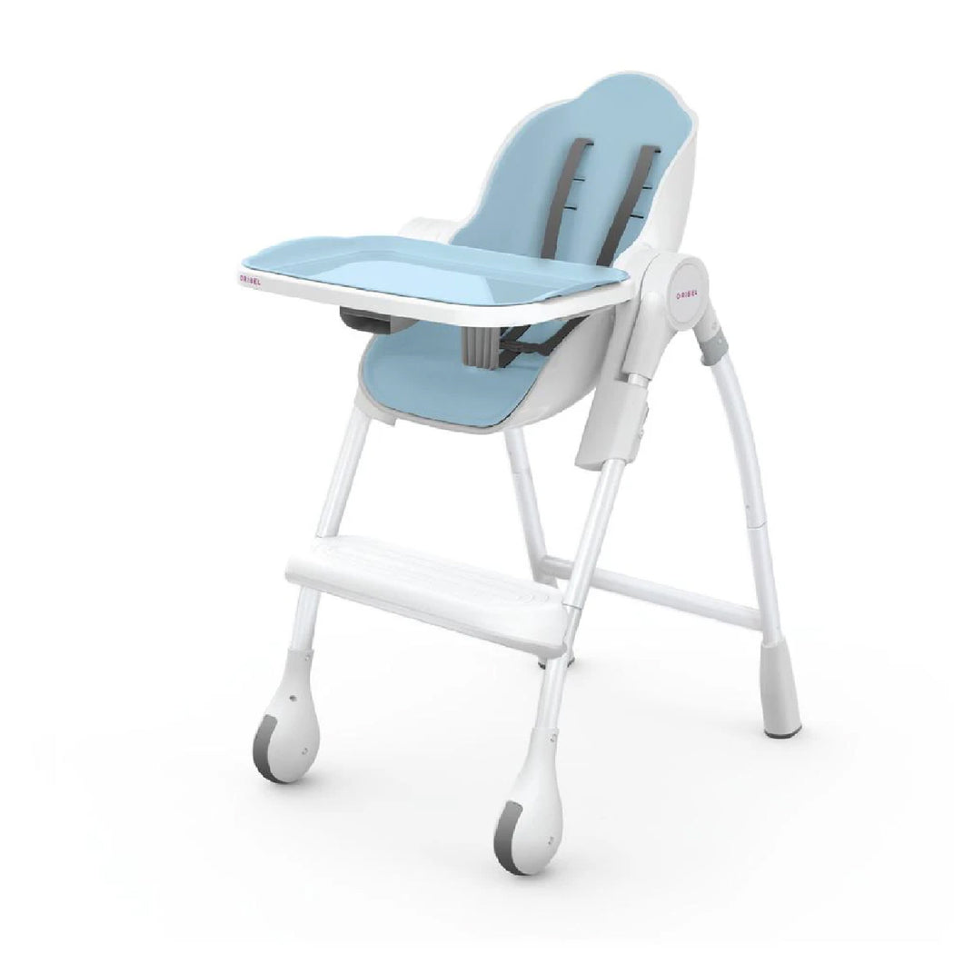 Cocoon High Chair - Blue Raspberry Marshmallow