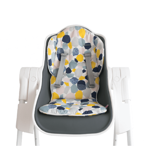 Cocoon High Chair (Slate) + Seat Liner Combo