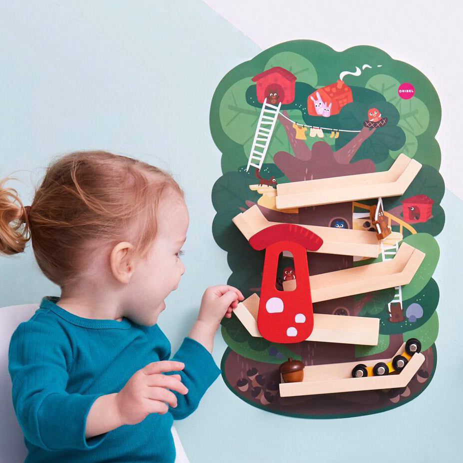 VertiPlay Wall Toy: Tree Top Adventure