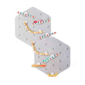 VertiPlay STEM Marble Run | Original Set of 2