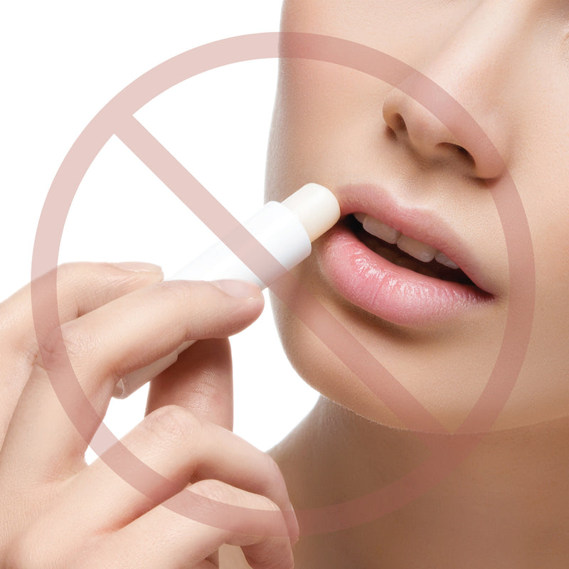 "Just Say, ""No,"" to Lip Balm Addiction"